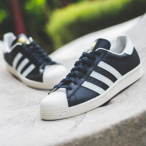 Buty adidas Superstar 80s Black